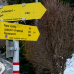 Burgruine Gösting und Jungfernsprung