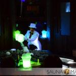 Sauna Aufguss Wettbewerb in Bad Waltersdorf
