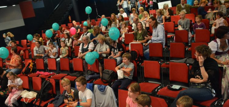 1000 kleine und große Besucher beim Theaterfest im Nextliberty